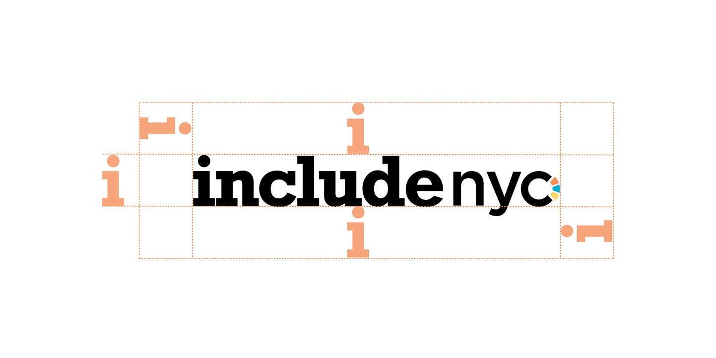 IncludeNYC Branding